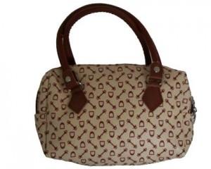 Billig hvid håndtaske - 700.011