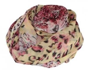 Køb leopardtørklæde