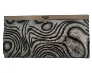 Bestil sølv punge med smarte mønster online 700.078