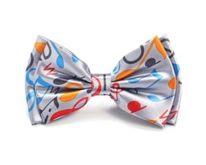 Butterfly med noder i flotte farver. Fast lav online pris Smikka