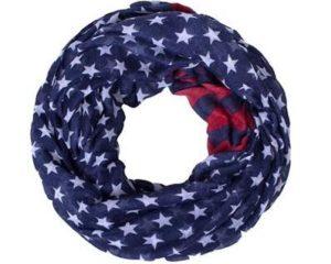 Nye tubetørklæder på lager hos Smikka med stjerner