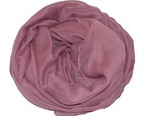 lyngfarvet tørklæde i Smikkas webshop