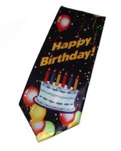 Flotte slips med fødselsdagstema